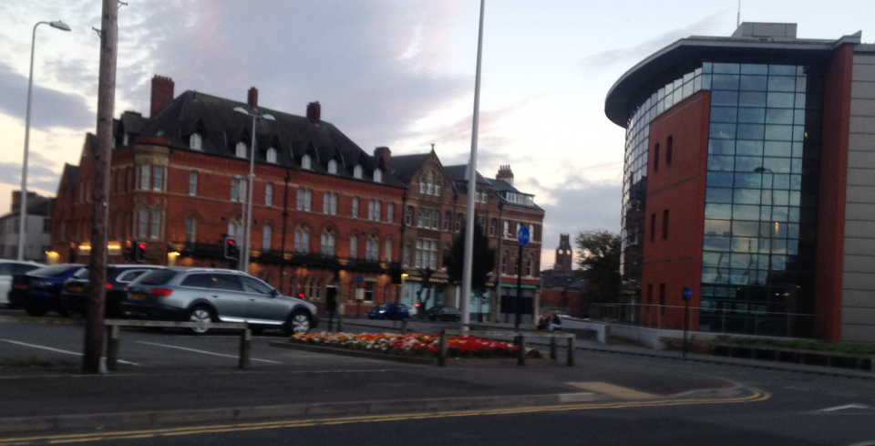 Abbey Road and Holker Street, Barrow