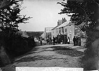 Abersoch - Image: Abersoch Post office NLW3362818