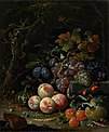 Abraham Mignon - Still life with fruits, foliage and insects.jpg