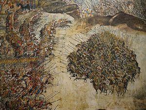 Three Hundred Aragvians - Image: Abramishvili 9