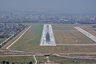 Adana Şakirpaşa Airport - Runway