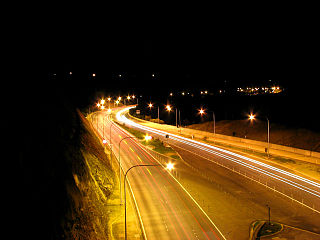 South Eastern Freeway
