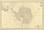 Admiralty Chart No 1240 South Polar Chart, Published 1949.jpg