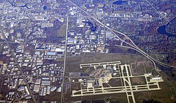Aerial of Ford International
