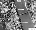 Aerial reconnaissance view of the Monivong Bridge, Phnom Penh 17 April 1975.jpg