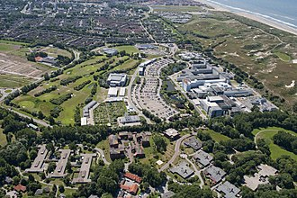 IABG - Aerial view of ESA s technical centre ESTEC