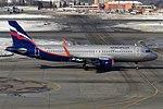 Aeroflot, VP-BTO, Airbus A320-214 (41164036951).jpg