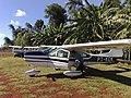 Aeronaves no Aérodromo 10-04-2010 - Hotel Fazenda Água Azul. - panoramio - Rodrigo V. Zabini (1).jpg