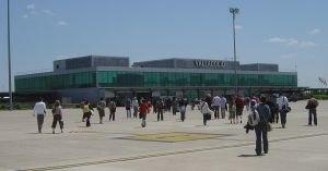Valladolid Airport - Image: Aeropuerto de Valladolid