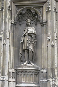 Aethelberht of Kent sculpture on Canterbury Cathedral.jpg