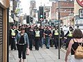 After the match. High Street, Lincoln - geograph.org.uk - 102327.jpg