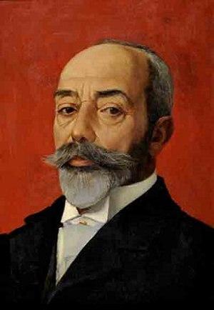 Ahmet Tevfik Pasha - Image: Ahmet tevfik painting