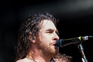 Airbourne (band) - Image: Airbourne 2017155171502 2017 06 04 Rock am Ring Sven 1D X II 0441 B70I8471