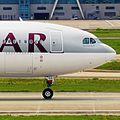 Airbus A330-200 front landing gear - QATAR.jpg