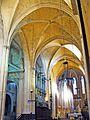 Aix-en-Provence - Cathédrale Saint-Sauveur - Nef centrale.JPG