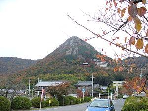 Higashiōmi - Image: Akagamiyama 1