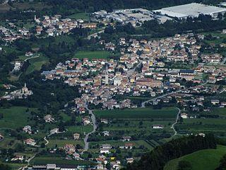 Alano di Piave Comune in Veneto, Italy