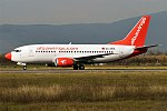 Albawings, ZA-AWA, Boeing 737-5K5 (40137898011).jpg