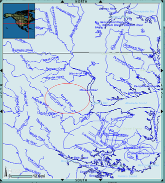 Albemarle Settlements - Albemarle Settlement Region