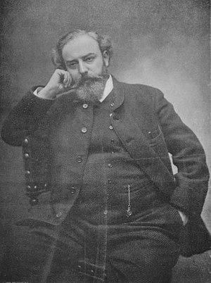 Albert Dubosq - Albert Dubosq, c. 1906. Photograph by Georges Dupont-Émera.