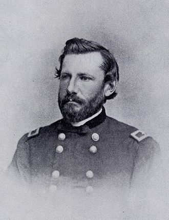 Signal Corps in the American Civil War - Albert J. Myer, first chief signal officer.