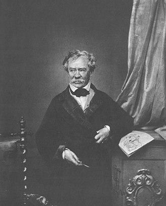 Nördlingen - Albrecht Adam, c. 1850
