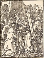 Albrecht Dürer, Christ Carrying the Cross, 1509, NGA 6771.jpg