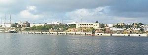 Alcázar de Colón - Image: Alc de colon rio ozama