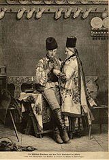Aldorfi jegyespár 1874