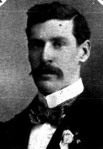 Alec Sloan - Sloan in 1899