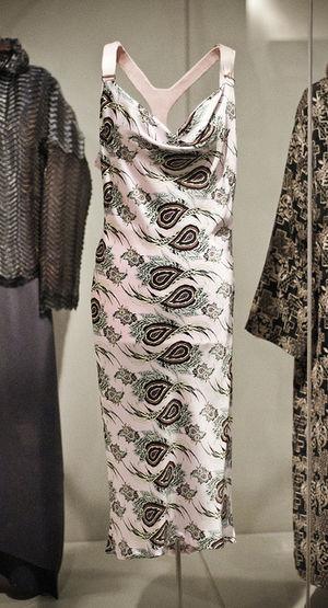 Alexander McQueen (brand) - Alexander McQueen brand dress, 2011.