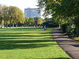 Tolworth - Image: Alexandra Recreation Ground, Tolworth geograph.org.uk 255855