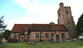 All Saints Theydon Garnon from north (Canon 6D).jpg
