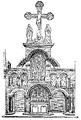 Altare och sångkor i kyrkan i Wechselburg, Nordisk familjebok.png