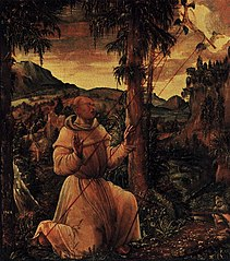 Stigmatization of Saint Francis