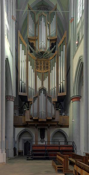 Altenberger Dom - The Klais organ