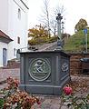 Altensteig Brunnen bei der Kirche.jpg