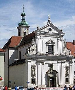 Alter Kornmarkt 6 St. Joseph Regensburg 2