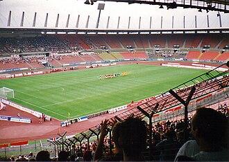 Rheinstadion - Image: Altes Rheinstadion
