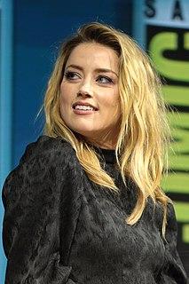 Amber Heard American actress