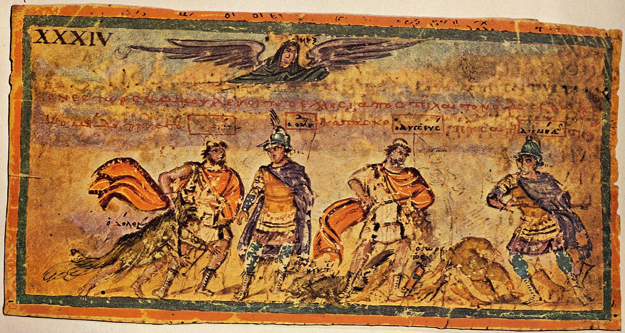 File wikimedia for Ancient roman mural