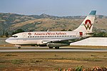 America West Airlines Boeing 737-100 Silagi-1.jpg