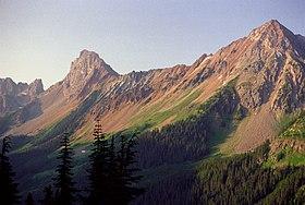 Amerika Border Peak de Gold Run Pass.jpg