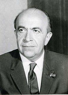 Amir-Abbas Hoveyda Iranian politician