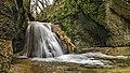 Amondans, cascade médiane du canyon d'Amondans.jpg