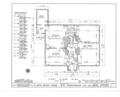 Amos Seavey House, Beach Boulevard, Rye, Rockingham County, NH HABS NH,8-RY,1- (sheet 1 of 21).png