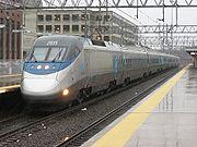 Acela Express train