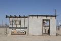 An abandoned structure near the Salton Sea in California LCCN2013633416.tif