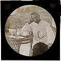 An unknown man in India (c. 1900).jpg