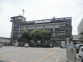 Anan city office hanoura branch.JPG